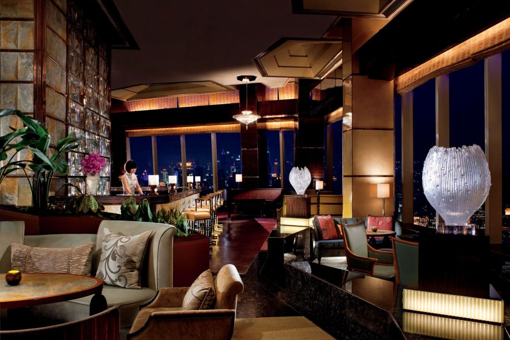 Aura Loung & Jazz Bar The Ritz-Carlton Shanghai