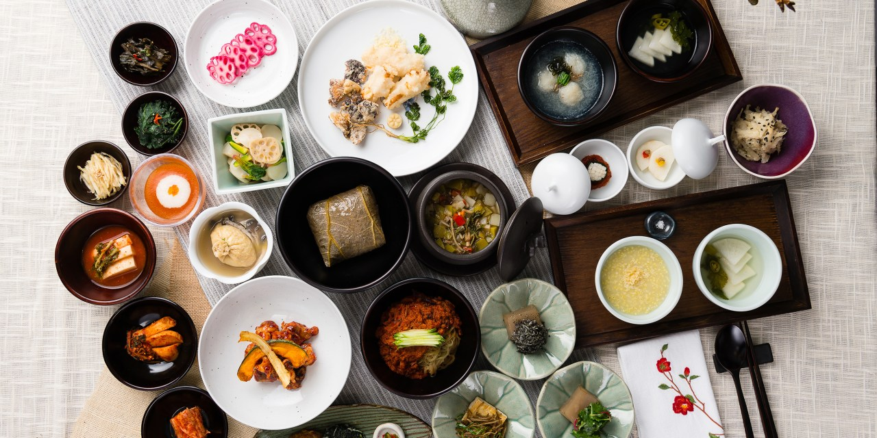 Britain makes acquaintance with Korean tradition of 'Temple Food'