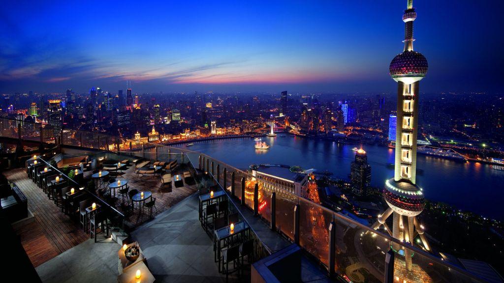 Ritz-Cartlton Shanghai