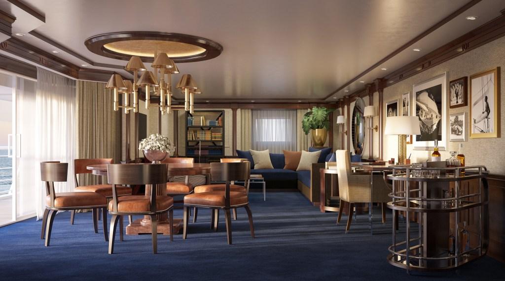Oceania Cruises Ralph Lauren