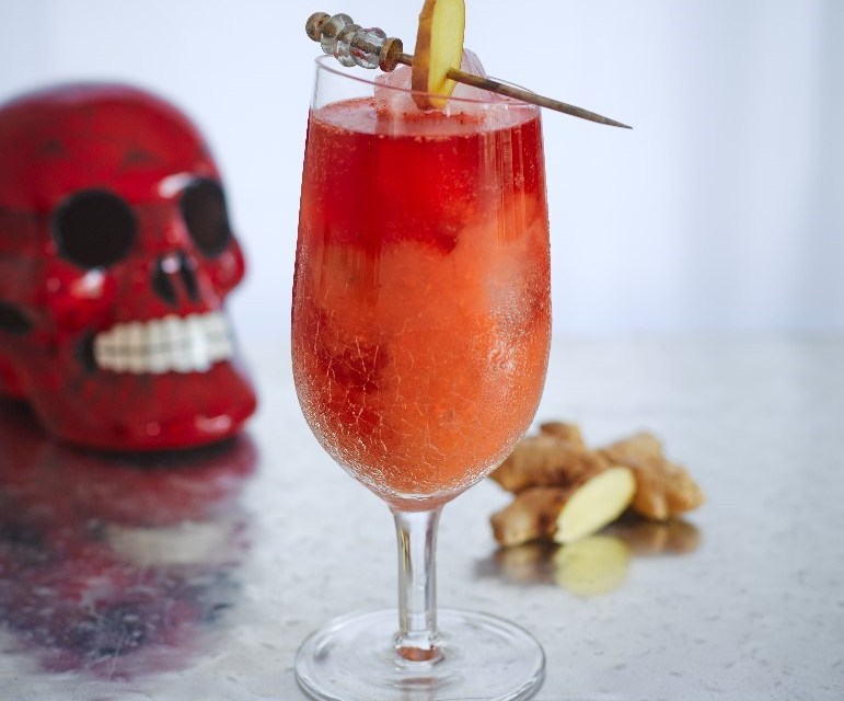 Happy Halloween Cocktails!
