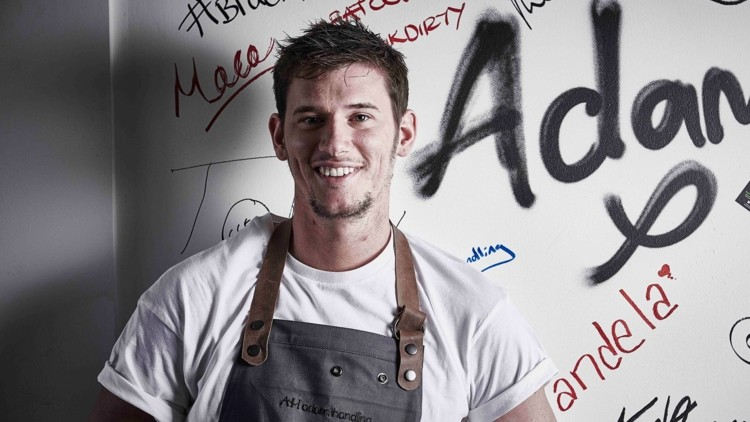 Executive Chef Adam Handling Belmond Cadogan Hotel