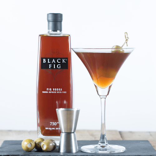 Black Fig Martini Black Infusions Vodka
