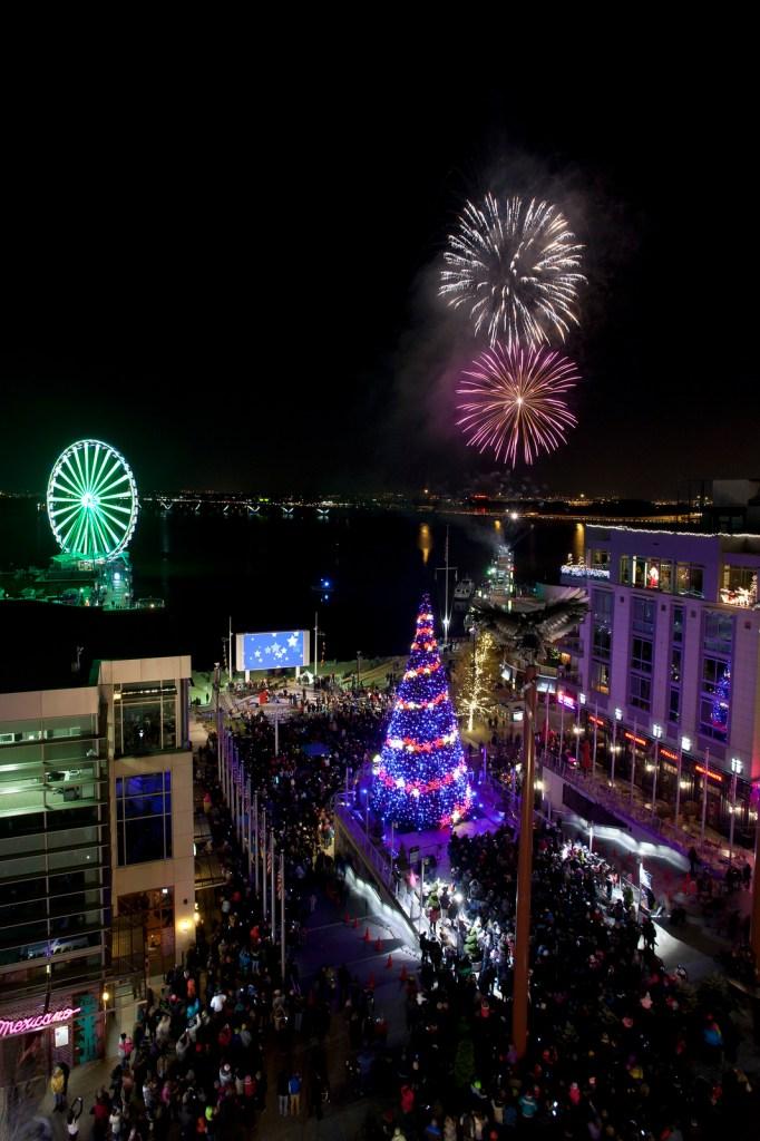 National Harbor Christmas