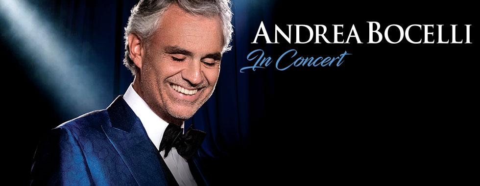 Ultimate Andrea Bocelli Experience