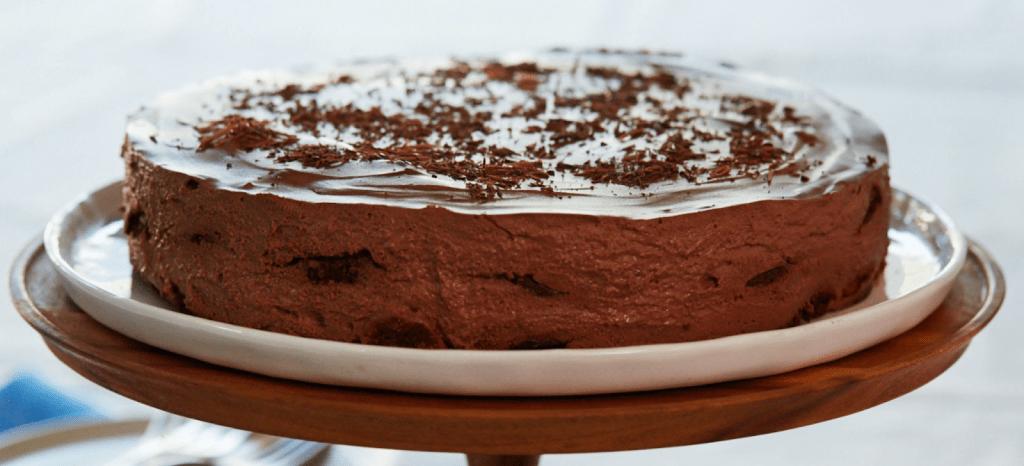 CHOCOLATE RICOTTA ICEBOX CAKE