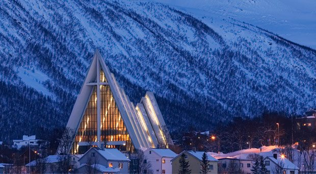 Arctic Cathedral,