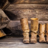 How to make your first cowboy boots comfortable for winter wear