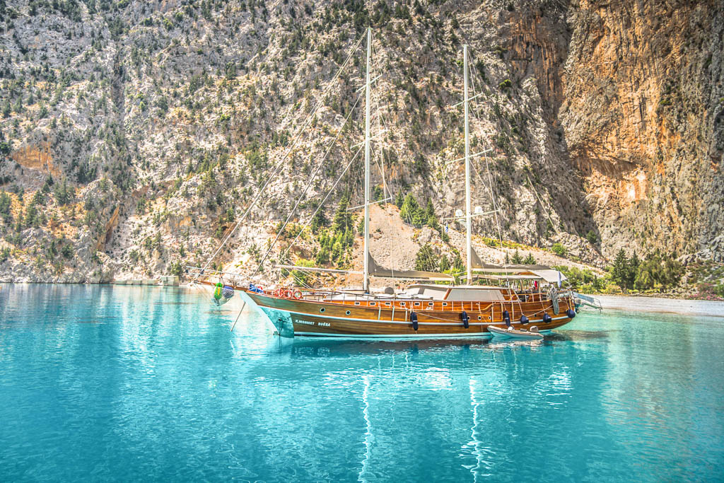 Gulet Odyssey: Blue Voyage of Dreams