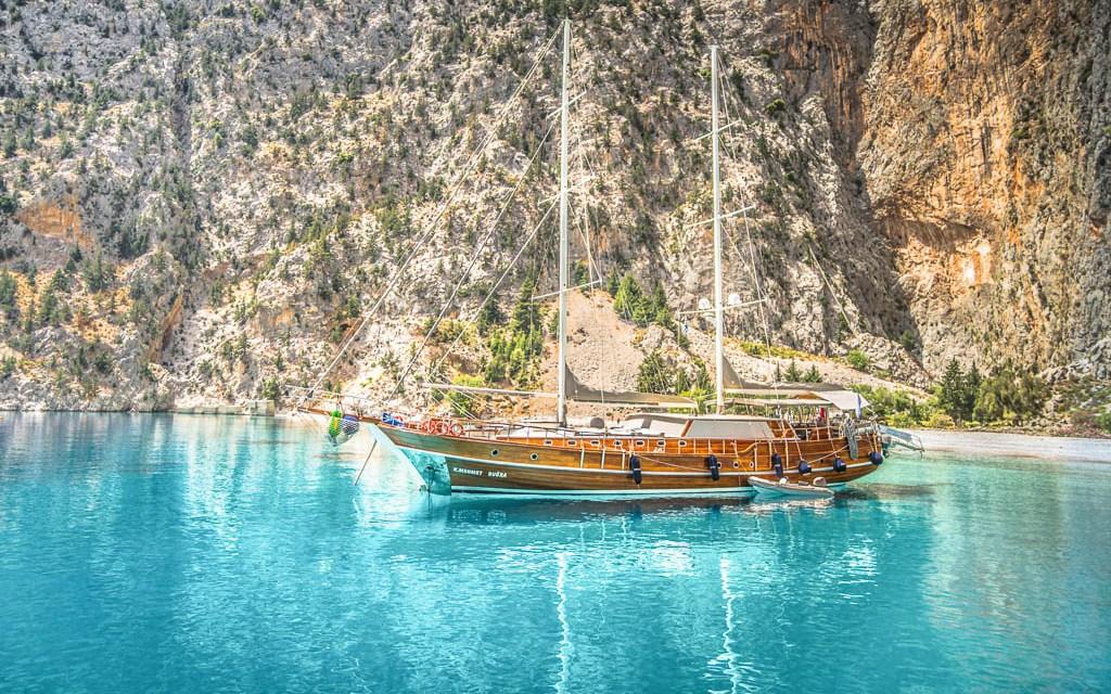 Gulet Odyssey: Blue Voyage of Dreams