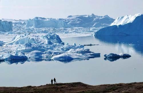 Sermeq Kujalleq glacier