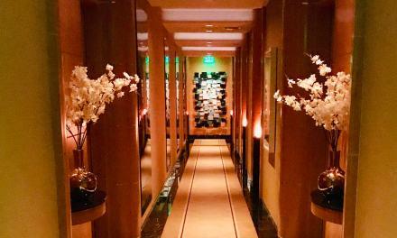 Luxurious La Prairie Spa in Beverly Hills