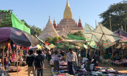 Magical, Mystical Bagan is a Feast for the Senses