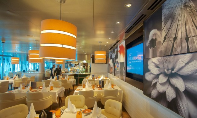 Photo Essay: Luxury Dining Aboard Holland America's Ship the Koningsdam