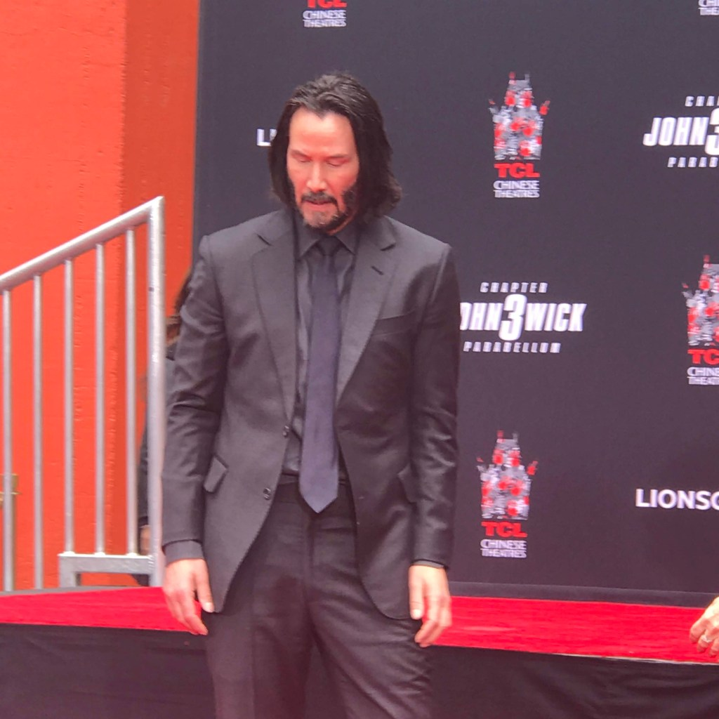 Keanu Reeves Luxe Beat Magazine