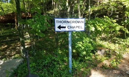 Ozarks Inspiring Thorncrown Chapel