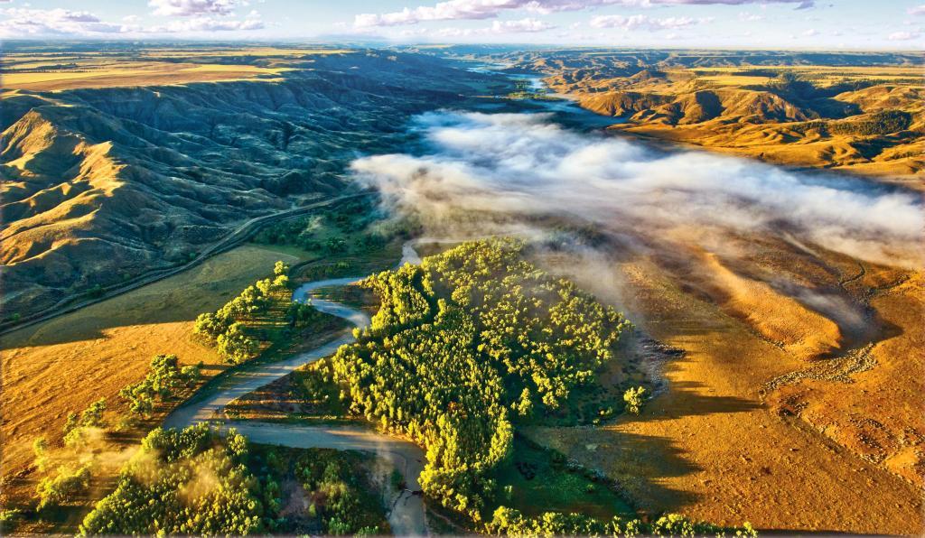 Judith-River-Gib-Myers-web_0 Prairie Camping
