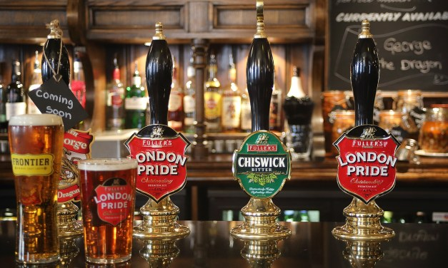 The Most Fashionable Pub Crawl in London: 10 Pubs from Notting Hill to Marylebone