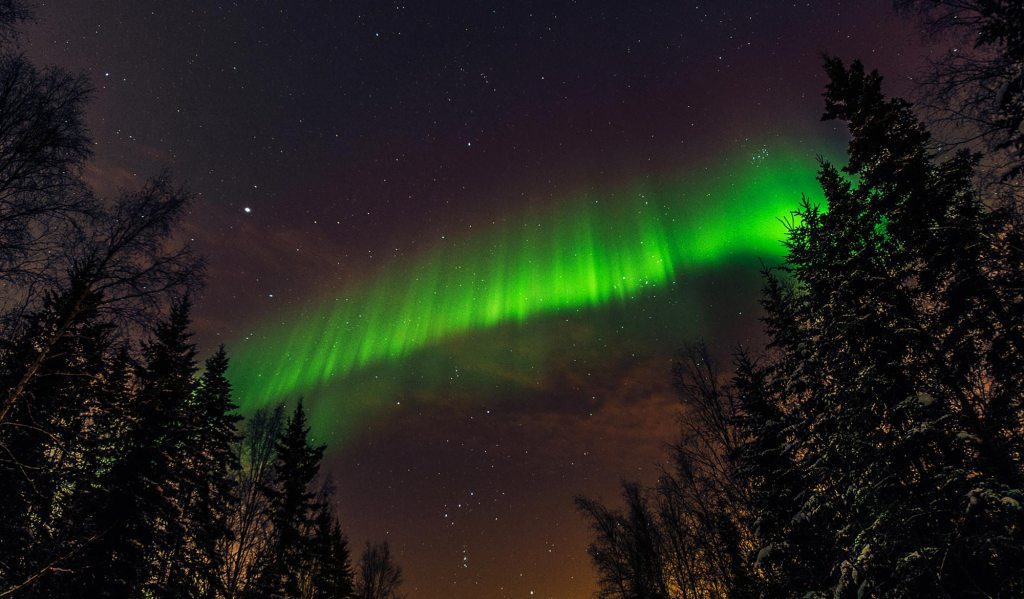 Northern Lights of Alaska