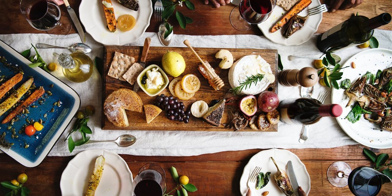 Tips and tricks for serving wine with holiday meals