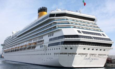 Costa Will Have a Third Ship in South America in Winter 2020/2021