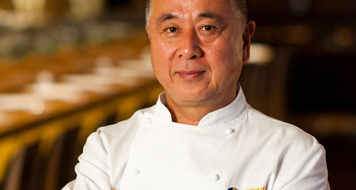 Nobuyuki Matsuhisa: Master of Japanese Cuisine