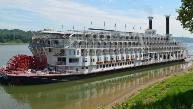 American Queen Steamboat Company Cruise Ship Jobs