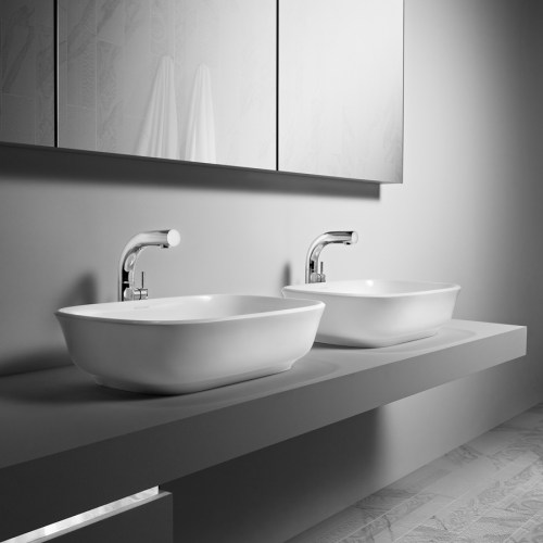 V+A Counter Top Vessel Basins