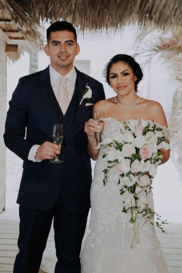Mariage de Suehaze et Martin à Punta Cana