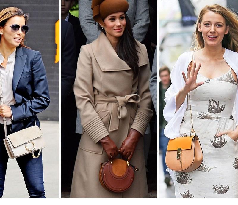 Eva-Longoria-Meghan-Markle-and-Blake-Lively-wearing-Chloe-bags