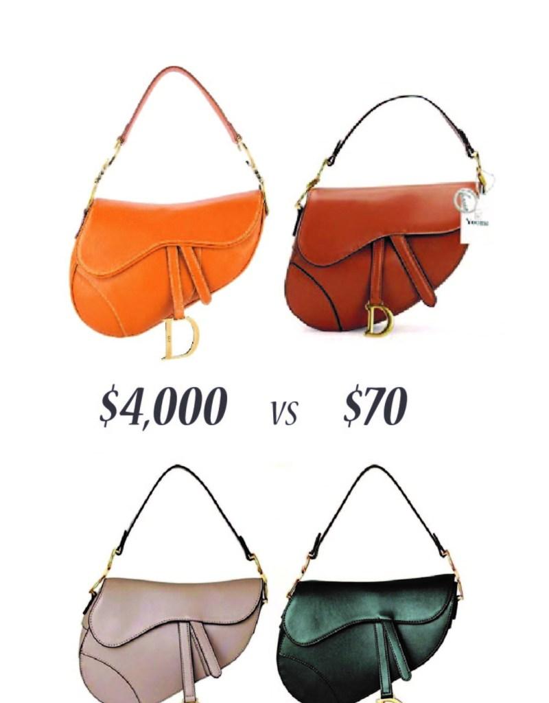The Best Dior Saddle Bag Dupes On The Market
