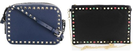 Valentino Rockstud Crossbody Bag and Valentino Bag Look-Alikes