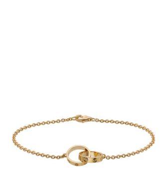 yellow-gold-love-chain-bracelet