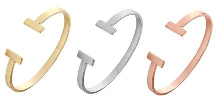 Tiffany T Wire Bracelets Look-Alikes