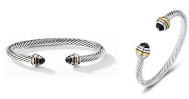 David Yurman Cable Bracelet Dupes