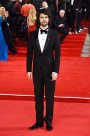"Another actor who has played in ""Spectrum"" one of the main roles - Ben Whishaw"