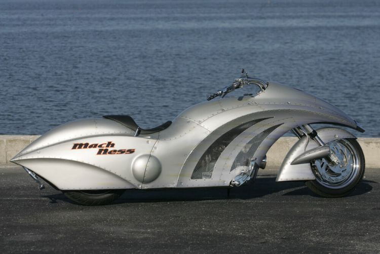 The most beautiful motorcycles: Arlen Ness