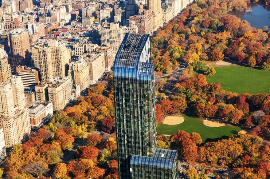 most expensive skyscraper in New York look like