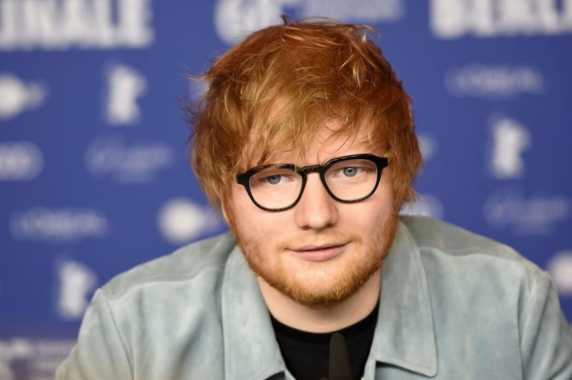 Ed Sheeran Which of the celebrities left social networks and how much they were enough