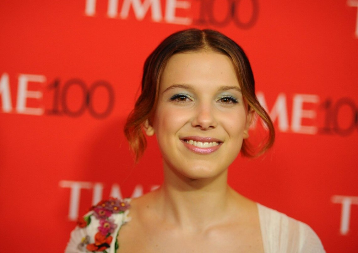 Millie Bobby Brown Which of the celebrities left social networks and how much they were enough