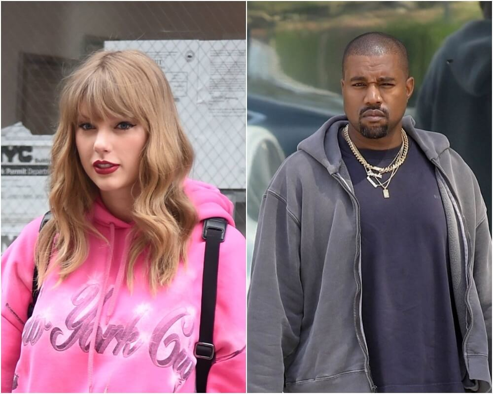 Taylor Swift and Kanye West Celebrity Wars: who among the stars can not tolerate each other