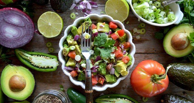 Eat vegetables for breakfast