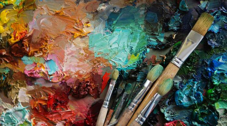 What is the role of art in human life