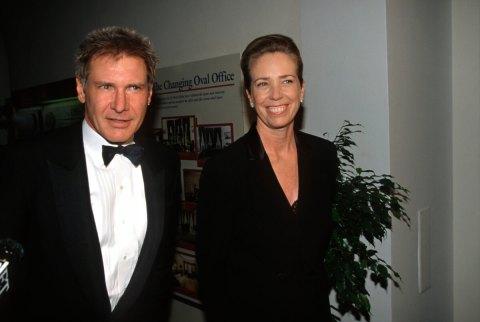 Harrison Ford ex-wife
