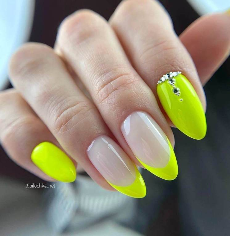 original french manicure