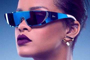 Trend model of sunglasses
