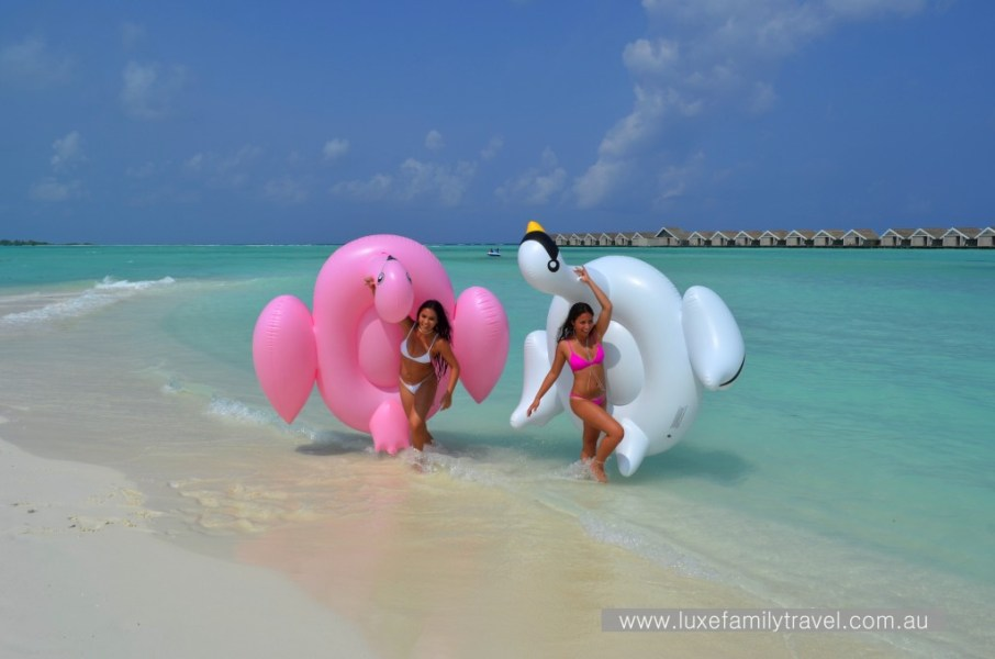 Family Friendly Luxury in the Maldives – LUX South Ari