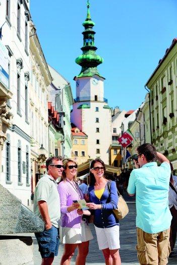 AmaWaterways   Danube - Bratislava City Tour
