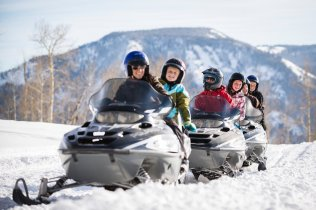 LuxeGetaways - Luxury Travel - Luxury Travel Magazine - Luxe Getaways - Luxury Lifestyle - Digital Travel Magazine - Travel Magazine - Park City is Epic at Waldorf Astoria Park City - Utah - Sponsored Post - Travel Blog - Snow Mobiles