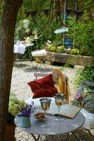 LuxeGetaways | Courtesy La Ferme de la Lochere - Dining
